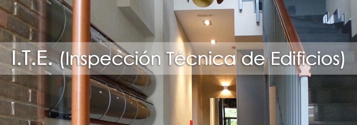I.T.E. (Inspección Técnica de Edificios)