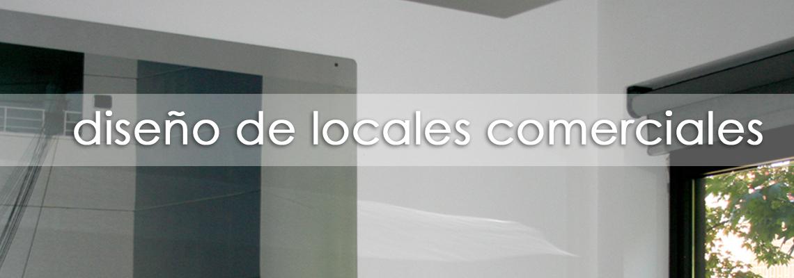 Diseño de Locales Comerciales